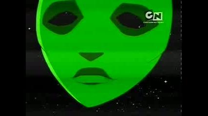 Ben 10 Alien force ep2 bg audio - Добро качество