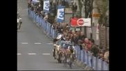 Томас Вьоклер спечели четвъртия етап от пробега Париж-Ница