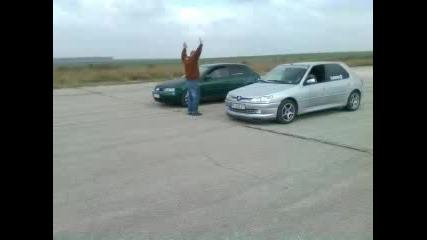 Audi A3 [ Tdi ] vs. Peugeot 306 [ Hdi ]