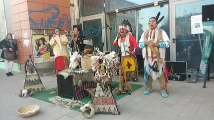 Уличните музиканти