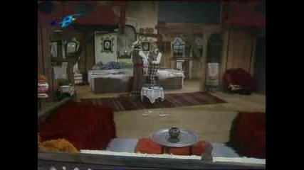 Георги Парцалев и Илия Добрев в  Зех тъ Радке, зех тъ