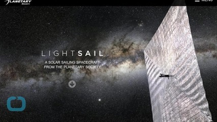 Bill Nye Starts Kickstarter Campaign for Solar Sailing Spacecraft