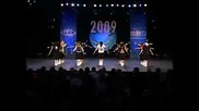 Alpha Cheer & Dance Co. - International Open Hip Hop Worlds 2009