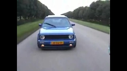 Volkswagen Golf Ii 2.8 Vr6