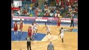 Евро Баскет - България - Турция 66:94