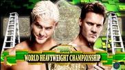2013 -wwe Mitb Dolph Ziggler Vs Chris Jericho World Heavywieght Championship Matchcard Hd