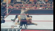 Randy Orton vs Triple H Raw 15.03.2010