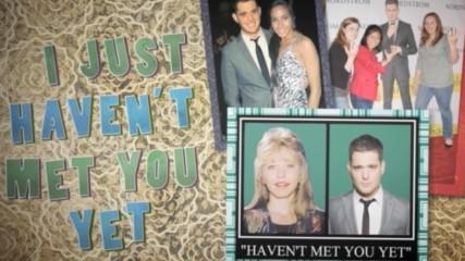 Michael Bublé - Haven't Met You Yet (Оfficial video)