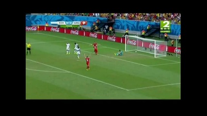 Хондурас – Швейцария 0:3