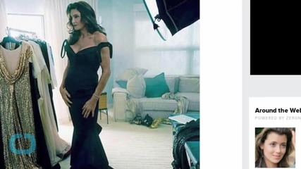 Caitlyn Jenner Shows Off Her Wardrobe After Coming Out