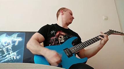 Oki Guitar Player-черната овца (кавър на група Ахат)