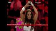 Trish Stratus Mvp Mark Henry Vs Beth Phoenix Chris Jericho Big Show Part 1 2