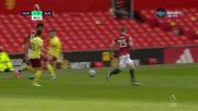 Чудесна атака на Юнайтед и Грийнууд откри резултата