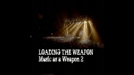Disturbed - Loading The Weapon [music As A Weapon]