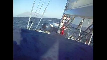 Sailing to Samothraki