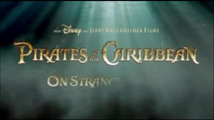 Pirates of the Caribbean 4 Comic Con Greeting - a Film Tv video