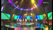 Wonder Girls - Nobody + Snsd - Kissing You [mbc 081231]