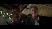 трейлър на Star Wars Eпизод 7 – Силата се пробужда