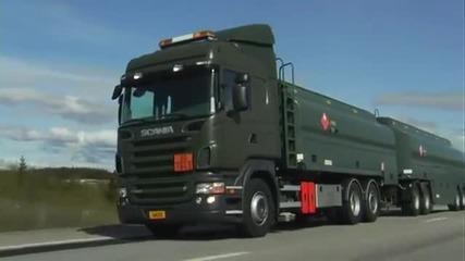 Scania - motorer til militaeret