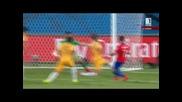 Мондиал 2014 - Чили 3:1 Австралия - Ударно начало за Чили!