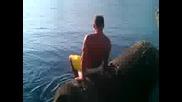 Понко преплува 7 км от Несебър до Св. Влас еп. 04