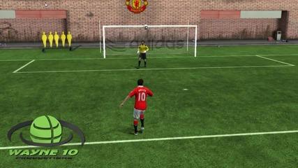 Gol s rabona na Fifa11 *hd*