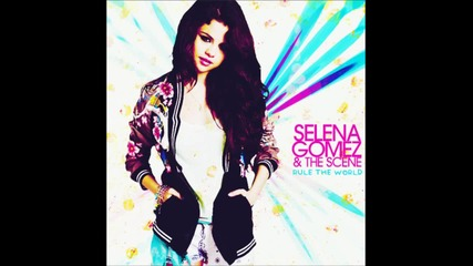 * N E W * Selena Gomez - Rule The World (audio)