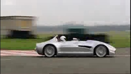 Caterham Veritas Rs3 supercar review - Top Gear