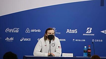 Japan: Defending champion Katie Ledecky beaten in Olympics freestyle final