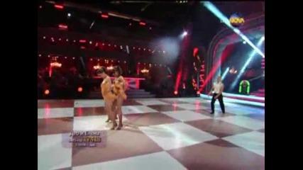 Dancing Stars - Део и Елена с участието на Ралица