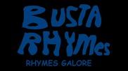 busta rhymes - rhymes galore