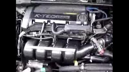 Renault 19 16v Двигател
