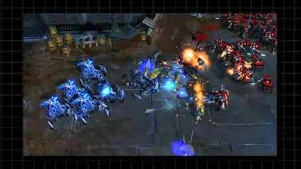 Starcraft Ii Ingame Traler