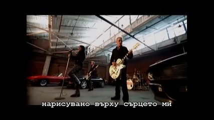 The Cult - Painted On My Heart [hq] Преведена