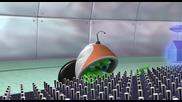 Pixar - Lifted (тъпото Извънземно)