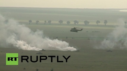 Romania: US-NATO 'Platinum Eagle 15' military drills hit Babadag