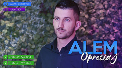 Alem - Oprostaj 2019