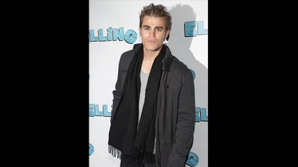 • Paul Wesley • When i look at you •