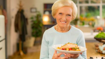 Сьомга по тайландски с печени зеленчуци | Домашни рецепти с Мери Бери | 24Kitchen Bulgaria