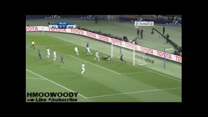 Всички голове от мача Al Sadd - Barcelona