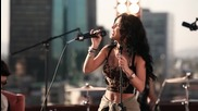 New!! Inna - Tu si Eu ( Rock the Roof - Mexico City - Music video) 2o12