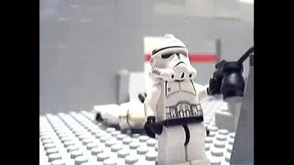Lego Star Wars Episode 2.9 The Droids Revenge