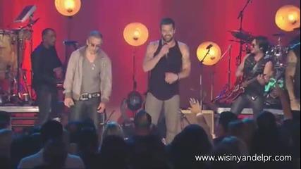 /live/ Wisin Y Yandel ft Ricky Martin - Frio