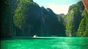 Koh Phi Phi и Maya Bay - едни от най - красивите райски кътчета на света
