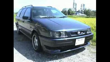 Passat B3 Vs Golf Mk 2