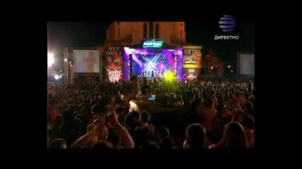 Преслава Взриви Публиката - Дяволско желание - На живо - Концерт 20 години Пайнер