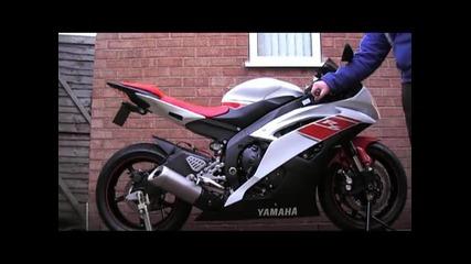 Yamaha R6 2008 Sound