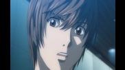Death Note - 20 { Бг Субс } Високо качество