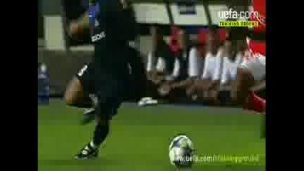Uefa Training Ground - Robinho