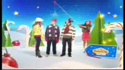 Disney Channel Christmas Ident 2009 - The Suite Life of Zack & Cody